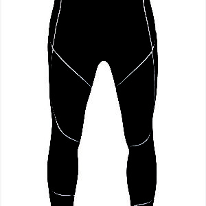 12087 - Atak - Men's Compression Tights