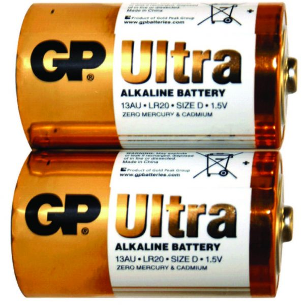 1322 - Agrifence - D-Cell Batteries