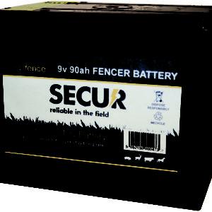 1330 - Agrifence - 9v-90Ah Dry Battery