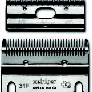 8167 - Heiniger - Fine Blade Set