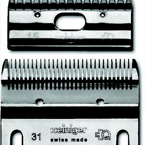 8182 - Heiniger - Standard Blade Set