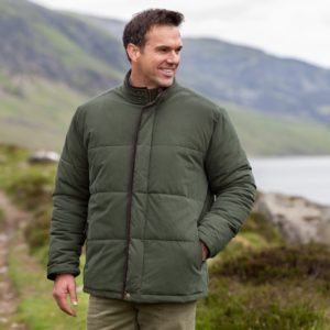 Aviemore Padded Jacket (Model) (p24)