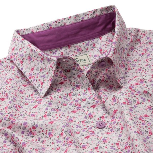 Bella Ladies Floral Shirt (p29)