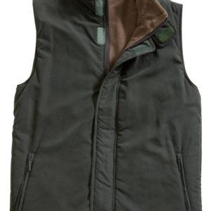 Breezer II Bodywarmer (Olive Mocha) (p25)