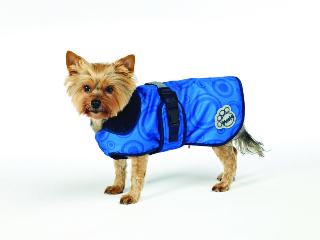 masta deluxe wp dog coat