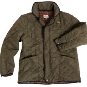 Carlton Quilted Jacket (p25)