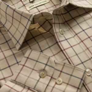 Chieftain Premium Tattersall Shirt (p26)