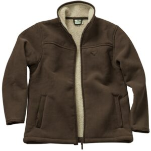 Clydesdale Fleece (Dark Brown)