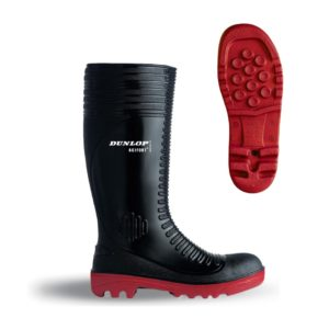 Dunlop A252931 Acifort Ribbed Safety Wellington (p64)