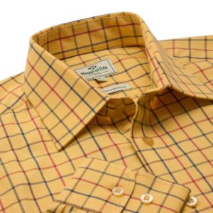 Governor Premier Tattersall Shirt (p26)