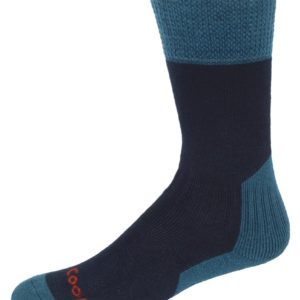 H009 Adventure Coolmax Sock (NavyTeal) (p33)