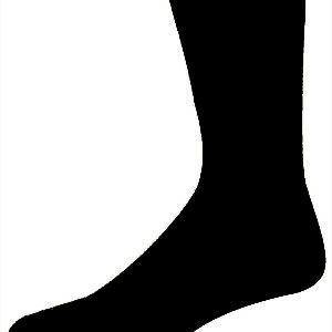 H871 Brogue Socks (Dk Green) (p33)