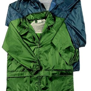 Nylon Waterproof Jackets (p52)