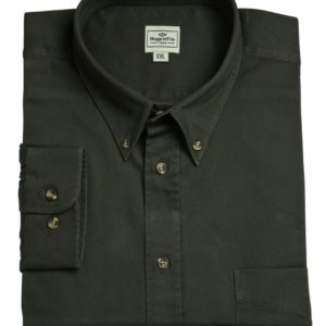 Pure Cotton Twill Shirt (Woodland) (p28)