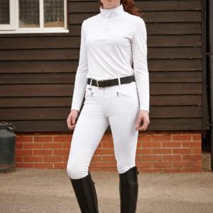 DUB_Paula_Long_Sleeve_Shirt_White