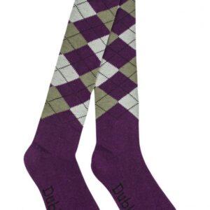 argyle-socks